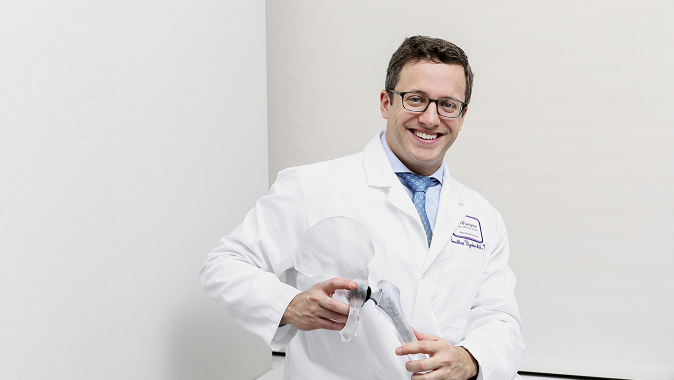 3D Printed Joints Help Orthopedic Surgeons Visualize and Practice Procedures